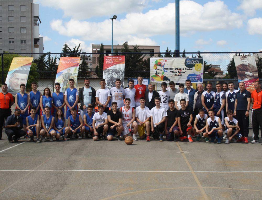 Kampionati i Basketbollit