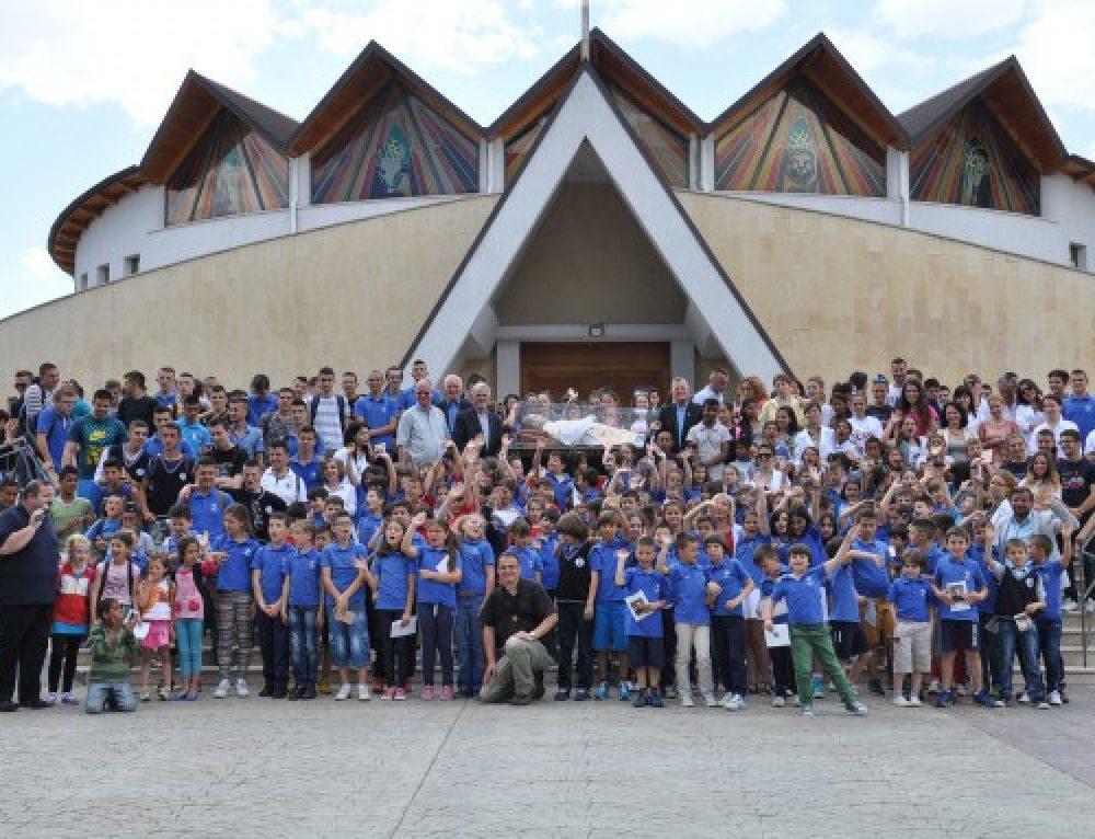 Festimi i Festës së Don Boskon, në Tiranë