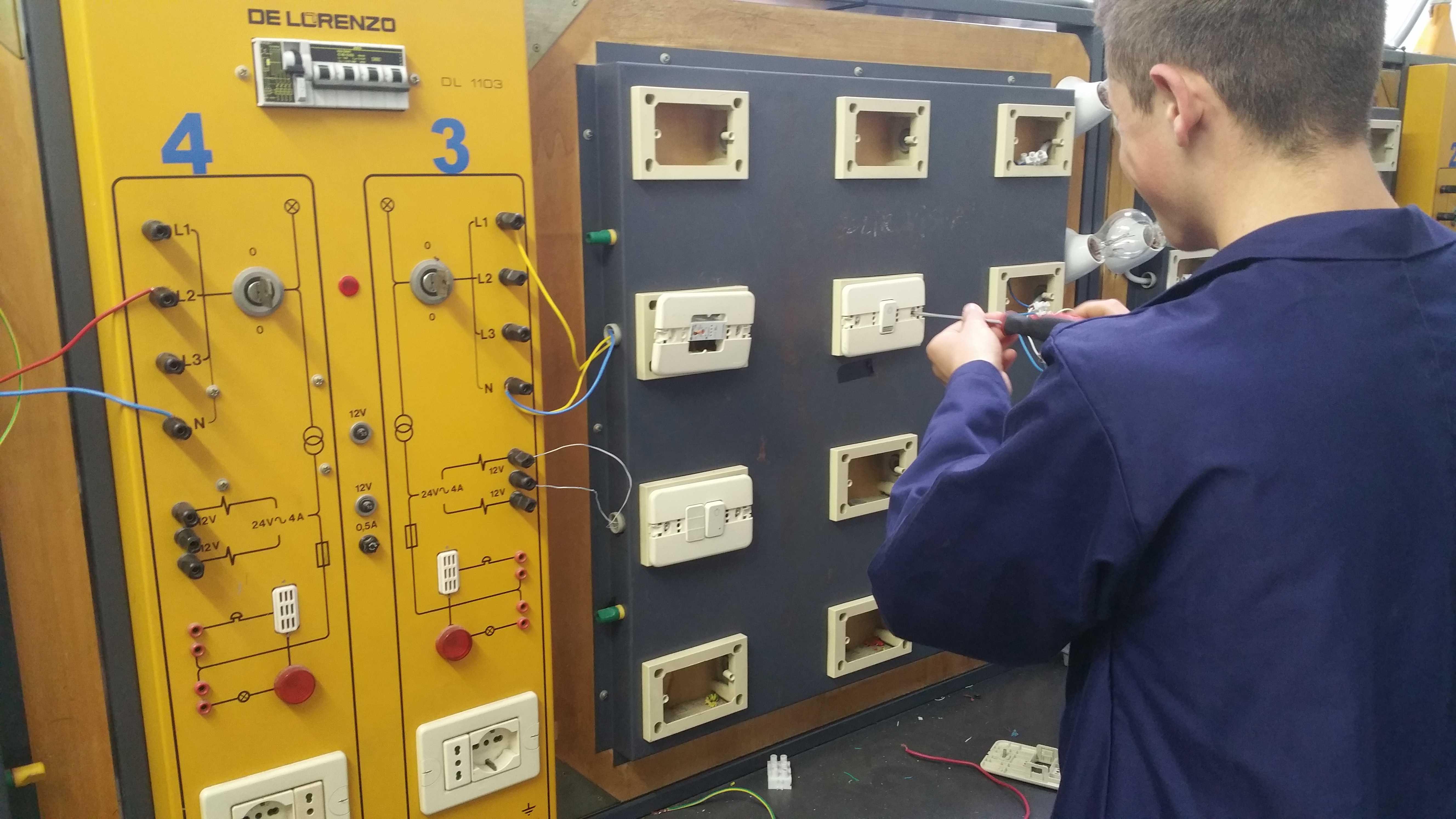 Laboratori Elektrik & Termohidraulik